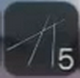 Normal Arrows Icon x5