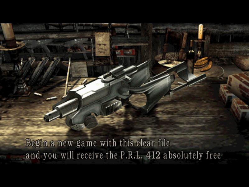 P R L 412 Resident Evil Wiki Fandom