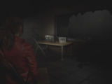 Observation Room (RE2 remake)