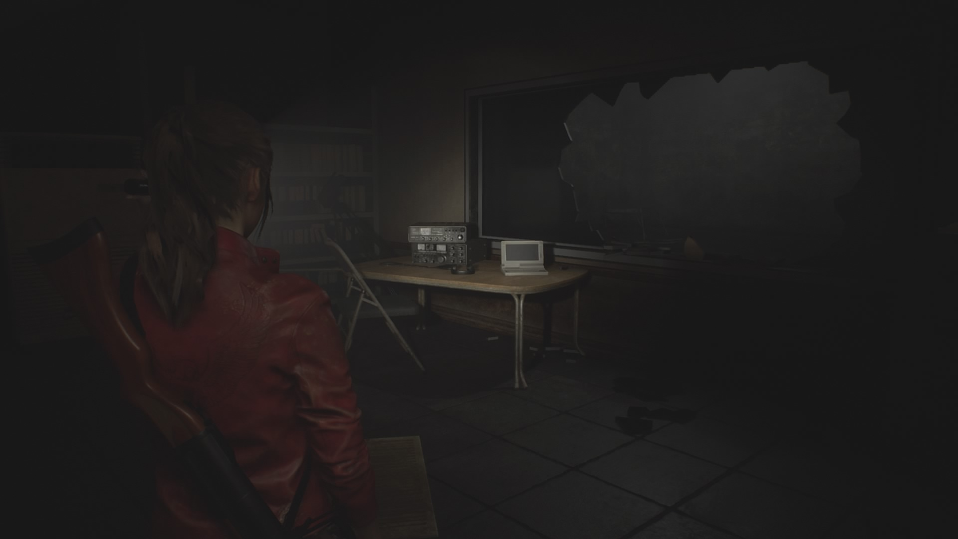 Observation Room   Resident Evil Wiki   FANDOM powered by Wikia