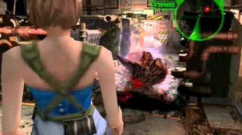 Resident Evil 3 Nemesis cutscenes - The Last Decision (Exterminate the monster)