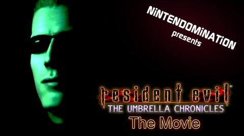 Resident Evil The Umbrella Chronicles - The Movie (HD)
