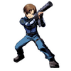 Leon RE2 Clan Master