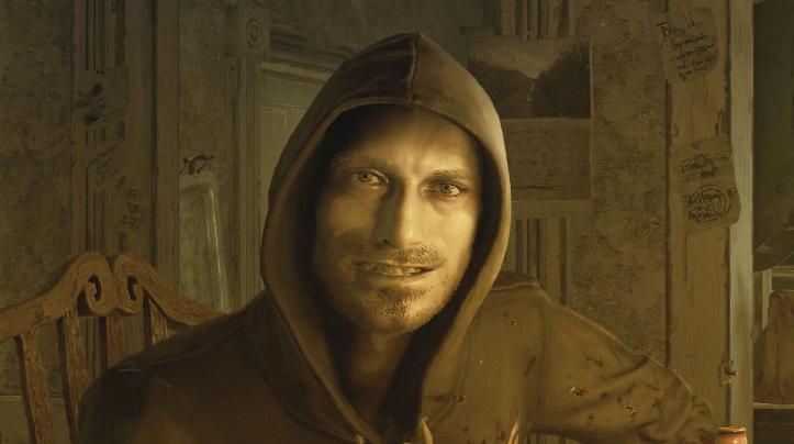 Lucas Baker Resident Evil Wiki Fandom