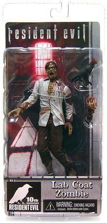 NECA Lab Coat Zombie