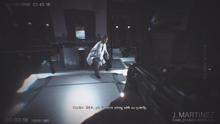Resident Evil 2 Remake - Alpha Team & Hunk vs William Birkin Secret Cutscene 0-44 screenshot