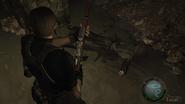 Resident Evil 4 Castle - Old Aqueduct A screenshot 2