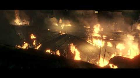 Resident Evil 6 all cutscenes - Cocoons