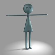 Stick Girl2