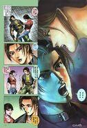 BIOHAZARD CODE Veronica VOL.9 - page 15