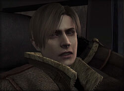 No.158 RE4 - Why is Leon Working Solo?