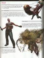 Resident Evil 6 Art Book 43
