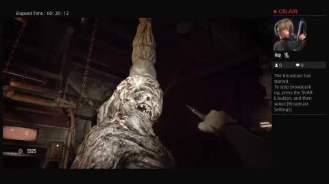 Resident Evil 7, Night Terror DLC, Knife Only