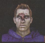 Degeneration Zombie face model 61