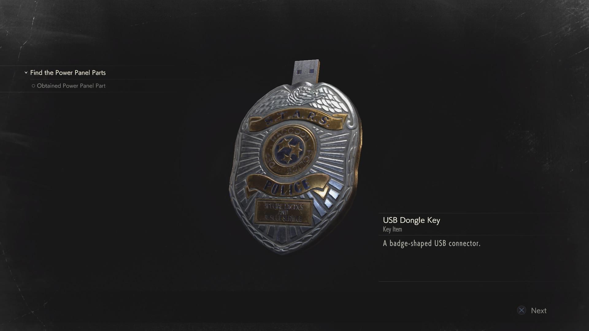 Usb Dongle Key Resident Evil Wiki Fandom Powered By Wikia