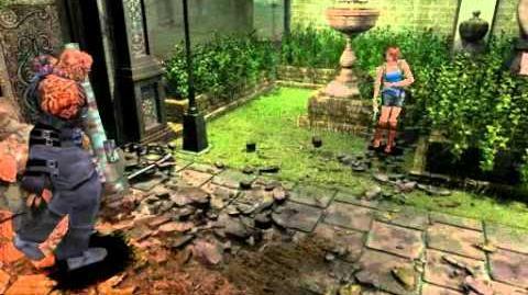 Resident Evil 3 Nemesis cutscenes - Unstoppable Nemesis (alternate)