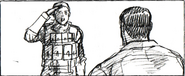Resident Evil 6 storyboard - The War Isn't Over 5