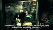 Resident Evil Revelations - Developer Diary 1 - Heritage and Horror