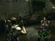 Shanty town in RE5 (Danskyl7) (8)
