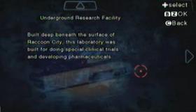 Complejo de investigación subterráneo