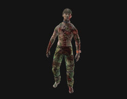 Javier zombi file