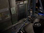 Locked alley