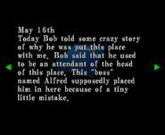 RECV Files - Prisoners Diary 03