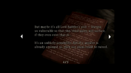 Resident Evil 4 file - Chief's Note 4