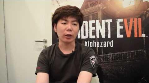 Resident Evil 7 - Session Q&A de Masachika Kawata à la communauté - STFR - Gamescom 2016