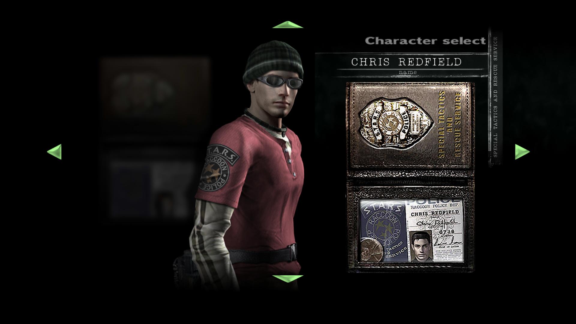 Unlockable Costumes In Resident Evil Resident Evil Wiki