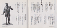 Fate of Raccoon City Vol.3 booklet - pages 22 and 23