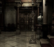 REmake background - Entrance hall - r106 00126