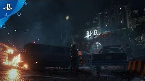 Resident Evil 2 – E3 2018 Playstation Showcase Trailer PS4-1