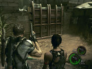 Shanty town in RE5 (Danskyl7) (2)