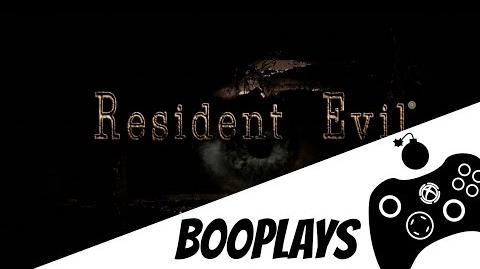B00Plays Resident Evil (Remastered) (ft. DrCobrakun) DID THIS GAME ALWAYS HAVE SO MANY PUZZLES!?
