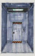 CODE Veronica concept art - Catacombs 2