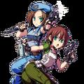 Jill & Rebecca Clan Master