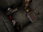 RE3 D Shopping District Storeroom 1