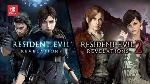 Resident Evil Revelations 1 and 2 - Nintendo Switch Launch Trailer