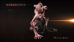 Revelations 2 - Monster Alex figurine