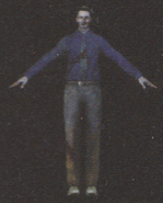 Degeneration Zombie body model 32