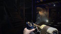 Resident evil 7 fat molded mycomorphe colosse