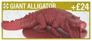 Giant Alligator