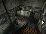 RE3 Darkroom Corridor 2