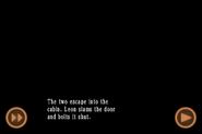 RE4 mobile edition - Siege Campaign cutscene 1 part 5