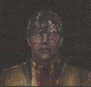 Degeneration Zombie face model 39