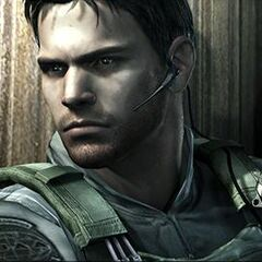 Chris Redfield in Lost in Nightmares intro