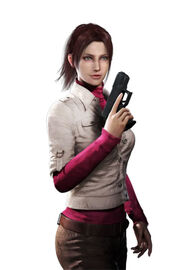 Claire Redfield Degeneration