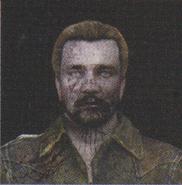 Degeneration Zombie face model 63