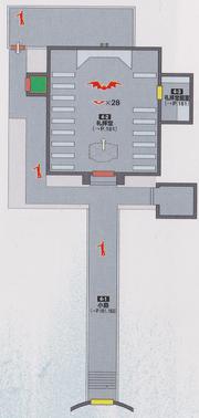 RE0 laboratory 1F enemy locations